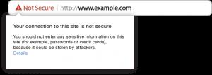 ssl-not-secure-warning